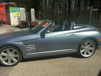 gebraucht Chrysler Crossfire Crossfire Top gepflegtes Cabrio (Mercedes-Motor 3,2 L)Top gepflegtes Cabrio (Mercedes-Motor 3,2 L)