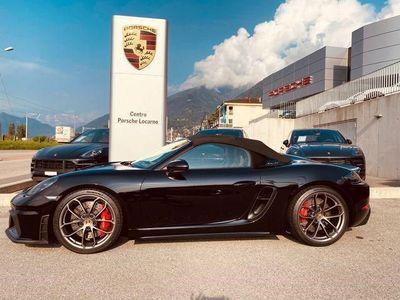 gebraucht Porsche Boxster Spyder