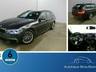 gebraucht BMW M550 d xDrive Tour ACC HuD Rfk 4Z H&amp K NP:102.000€