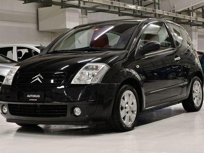 gebraucht Citroën C2 1.4i VTR SensoDrive