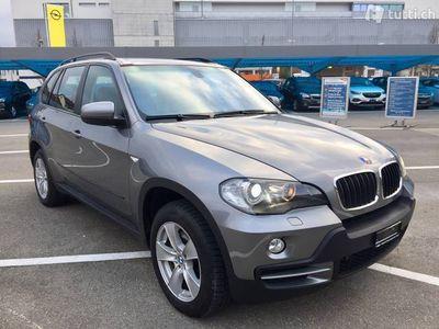 gebraucht BMW X5 3.0d frisch ab Mfk und Service mit Anhängerkupplung