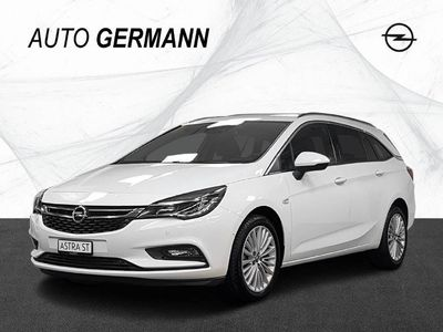 gebraucht Opel Astra ST 1.6 T eT Excellence S/S