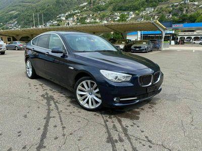 gebraucht BMW 535 Gran Turismo 5er d xDrive Steptronic