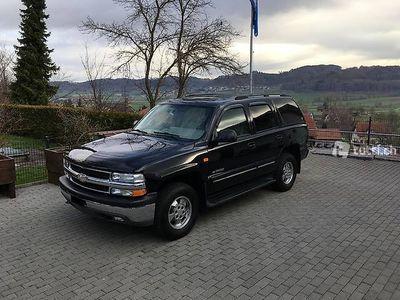 gebraucht Chevrolet Tahoe zu verkaufen