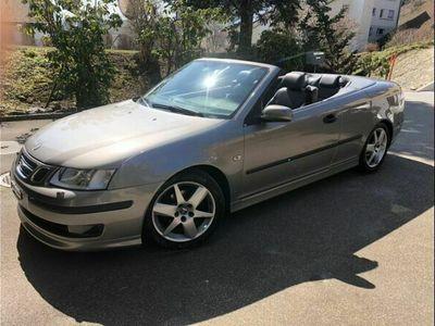 gebraucht Saab 9-3 Cabriolet 9-3 2.0t Cabrio 2.0t