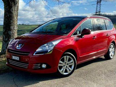 gebraucht Peugeot 5008 1.6 e-HDi 115 Allure EGS