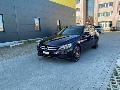 gebraucht Mercedes C220 d 4Matic 9G-Tronic