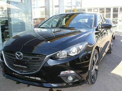 gebraucht Mazda 3 2.2 D Ambition