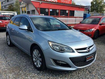 gebraucht Opel Astra SportsTourer 1.6i 16V Turbo Sport Automatic
