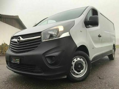 gebraucht Opel Vivaro Kaw. 2.9 t L2 H1 1.6 CDTI 125 BiT S/S