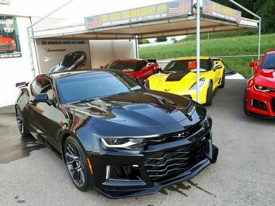 gebraucht Chevrolet Camaro ZL1 ,