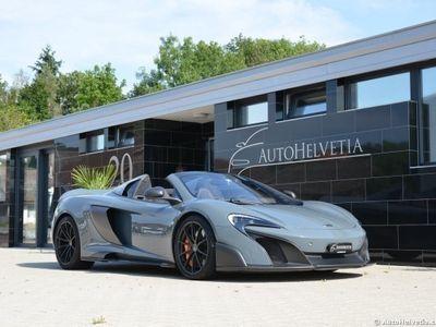 gebraucht McLaren 675LT Spider 3.8 V8 SSG