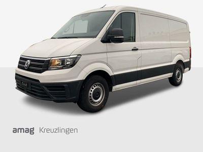 gebraucht VW Crafter 35 2.0 TDI Entry L3