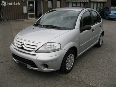 gebraucht Citroën C3 1,4i Furio 5 portes