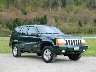 gebraucht Jeep Grand Cherokee 4.0 Endeavor Automatic