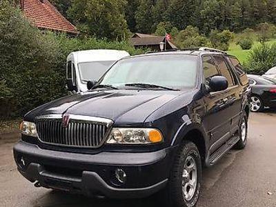 gebraucht Lincoln Navigator 5.4 V8