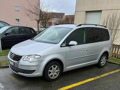 gebraucht VW Touran 2.0TDI 7Platz Topp Frisch ab MFK 05.05.2021