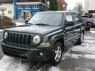 gebraucht Jeep Patriot 2.4 Limited CVT
