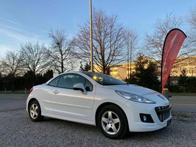 gebraucht Peugeot 207 CC  1.6 16V Sport