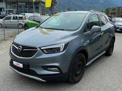 gebraucht Opel Mokka X 1.6 CDTi Ultimate 4WD