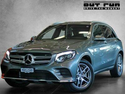 gebraucht Mercedes GLC250 AMG Line 4Matic 9G-Tronic