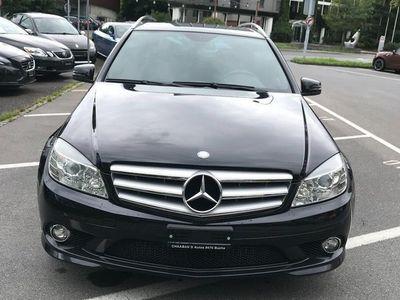 gebraucht Mercedes C350 CDI (320 CDI) Avantgarde