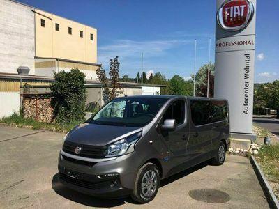 gebraucht Fiat Talento 29 2.0 Eco L2H1 8/9 Plätze Swiss