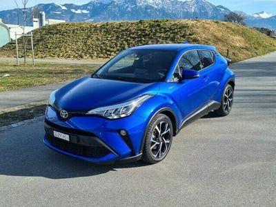 gebraucht Toyota C-HR 1.8 HSD CVT Trend