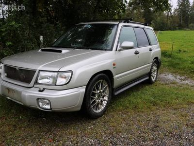 gebraucht Subaru Forester Turbo