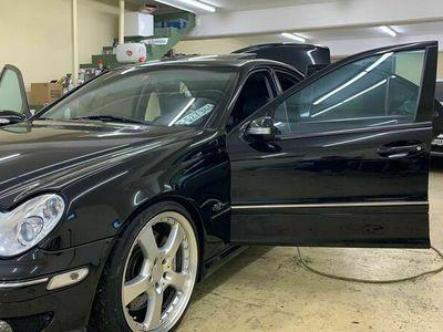 gebraucht Mercedes C32 AMG C-KlasseAMG
