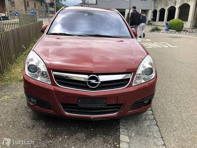 gebraucht Opel Signum 2.8 V6 Turbo *Automatik*Leder*Klima*Xenon*MFK