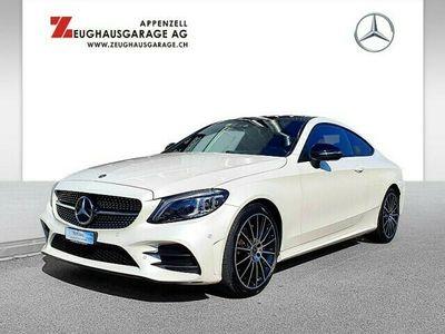 gebraucht Mercedes C200 d AMG Line