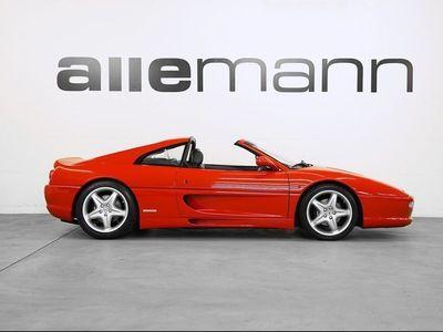 gebraucht Ferrari F355 F 355GTS Targa 6-Gang
