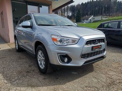 gebraucht Mitsubishi ASX 1.6 DID Value 4WD