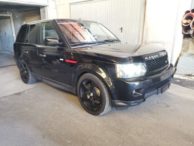 gebraucht Land Rover Range Rover Sport 3.6 TDV8 HSE Automatic
