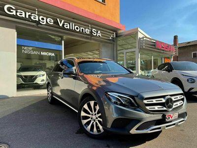 gebraucht Mercedes E220 All-Terrain Avantgarde 4Matic 9G-Tronic