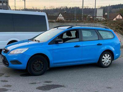 gebraucht Ford Focus 1.6i Ambiente