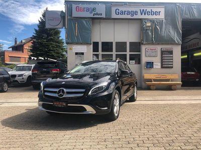 gebraucht Mercedes GLA220 CDI Urban 4Matic 7G-DCT