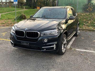 gebraucht BMW X5 30d xDrive Steptronic 7 places