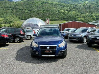 gebraucht Fiat Sedici 1.6 4WD Emotion