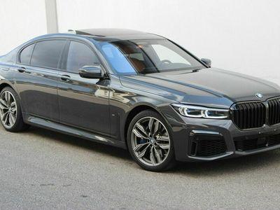 gebraucht BMW M760 xDrive Sport Getriebe