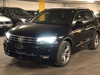 gebraucht VW Tiguan 2.0 TDI Highline 4Motion DSG (R-Line)