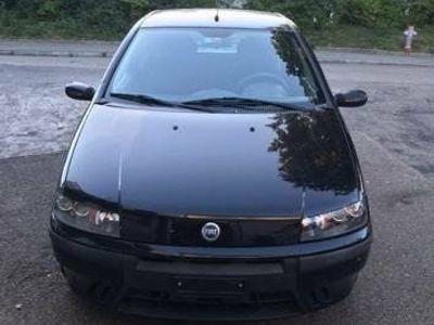 gebraucht Fiat Punto 1.4 sport