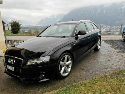 gebraucht Audi A4 3.0 TDI s-line quattro
