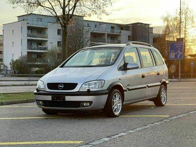 gebraucht Opel Zafira Zafira Verkaufe ein2.2 Diesel