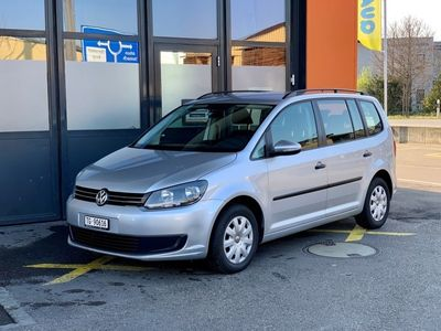 gebraucht VW Touran 1.2 TSI BlueMotion Technology Comfortline