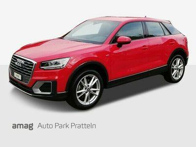 gebraucht Audi Q2 1.4 TFSI sport