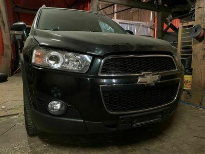 gebraucht Chevrolet Captiva Captiva A vendre2.2 diesel