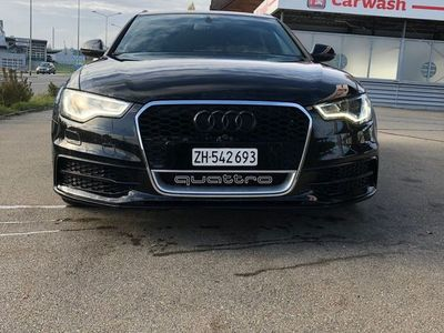 gebraucht Audi A6 bitdi sehr gut Zustand