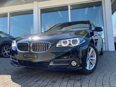 gebraucht BMW 520 d Touring xDrive Steptronic